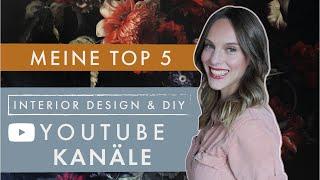 Meine Top 5 YouTube-Kanäle: MakeOver+Interior Design | Home & Living | Jelena