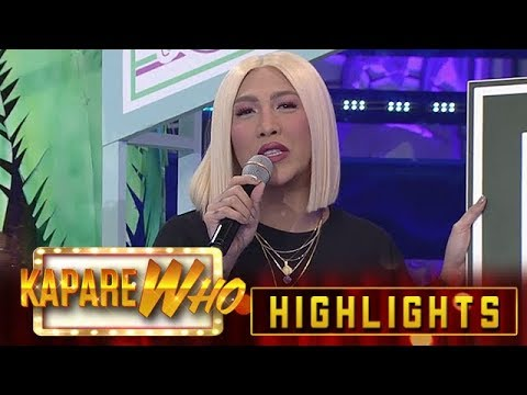 Vice Ganda shares what happened to his bar at home | It's Showtime KapareWHO