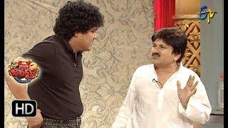 Rocket Raghava Performance | Extra Jabardasth | 7th December 2018 | ETV Telugu