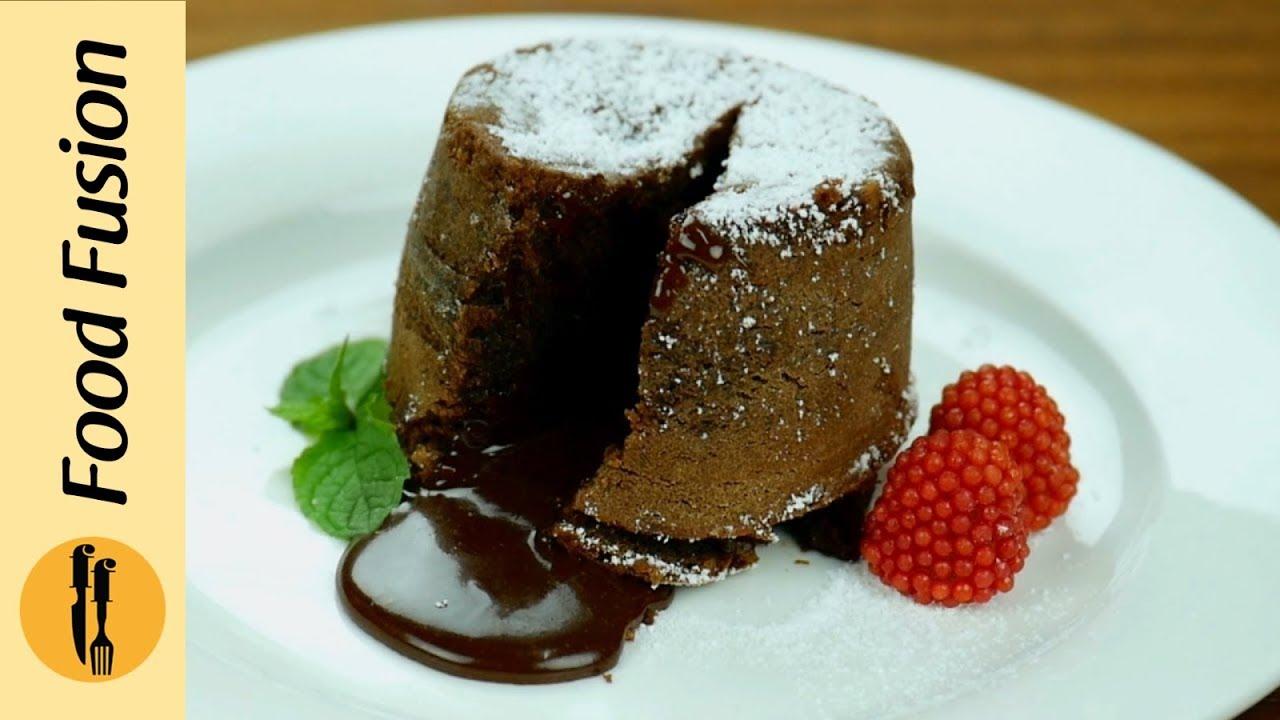 Good Quality Chocolate For Lava Cake