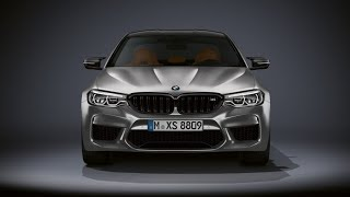 616bhp BMW M5 Competition 2019 Design Features Technical Specifications Review