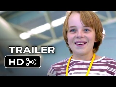 Paper Planes TRAILER 1 (2015) - Sam Worthington, Ed Oxenbould Movie HD