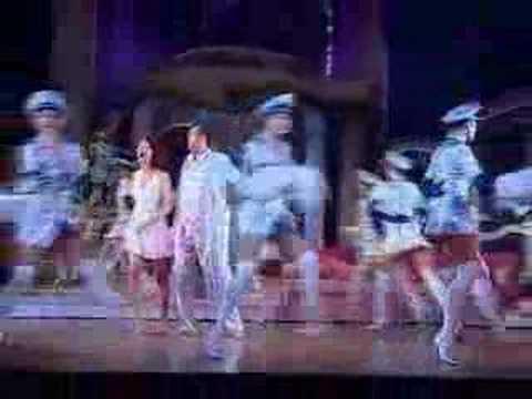 Ausschnitte Musical Ich war noch niemals in New York 2008
