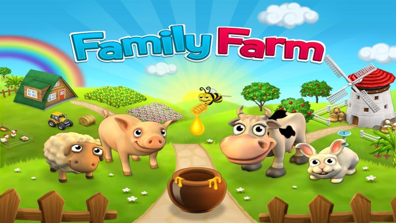 Family Farm Seaside - iPhone & iPad Gameplay Video - YouTube  Family Farm Sea...