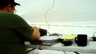 Field Day 2011 W8COD -- USS COD Amateur Radio Club #05