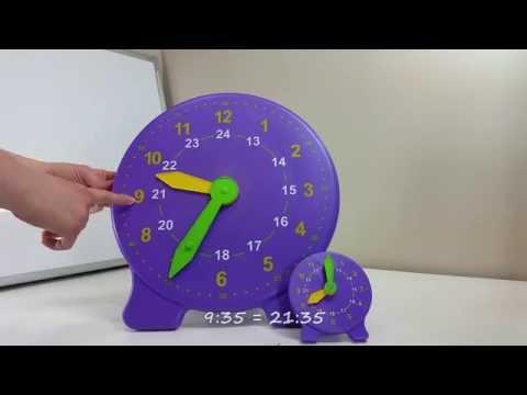 24 Hour Advanced Clocks
