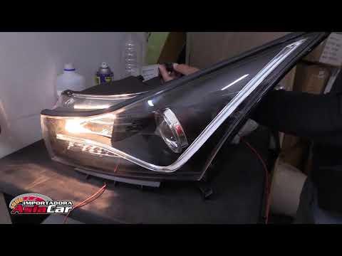 Optico Led Tunning Chevrolet Cruze 2010 - 2014