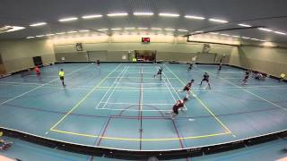 UC Face Off - FB Agents Game 3 - Periode 1
