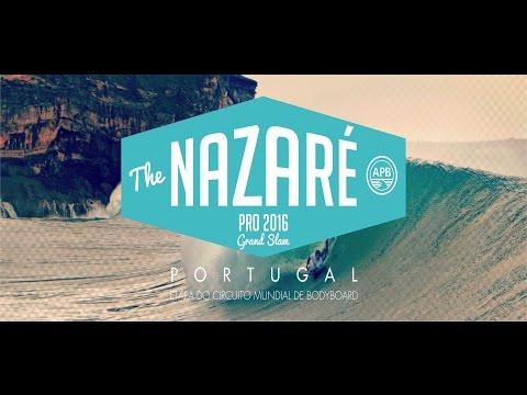 Nazare Pro 2016 Day 6