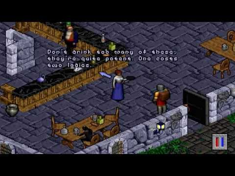 Ultima VIII: Pagan (PC/DOS) 1994, Origin Systems