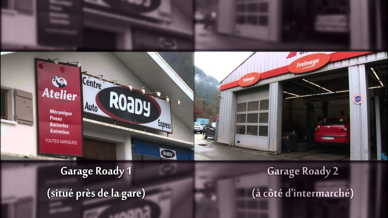 Roady Garages Saint Maurice 73 Bourg redBCxQoW