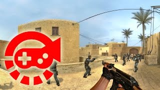 360° Video - Dust Meat Bots, Counter-Strike: Source