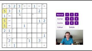 Genius Killer Sudoku Puzzle - Can YOU Solve It?