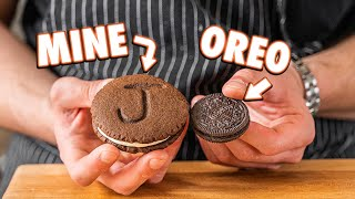Making Oreos At Home | But Better