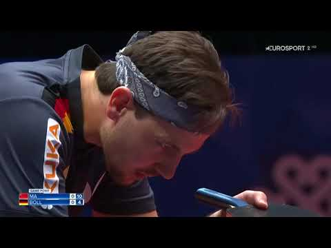 Настольный теннис Командный чемпионат мира 2018 Мужчины Финал