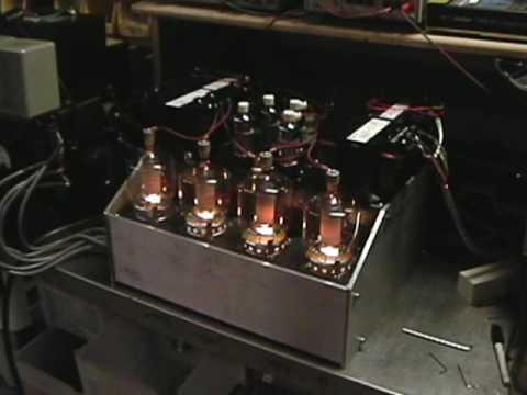 High Power Tube Amp