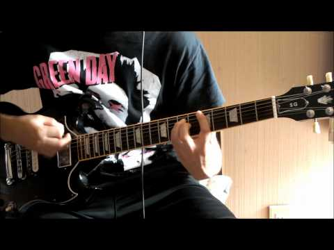 Green Day St. Jimmy Guitar Cover How To Play TAB
