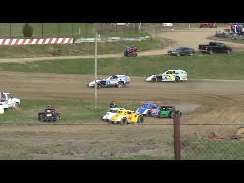 Brushcreek Motorsports Complex | 11/4/18 | Sport Mods Heat 4