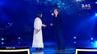 """Oksana Mukha vs. Mykhaylo Dimov – """"V temnu nichku"""" – The Battles – The Voice of Ukraine – season 9"""