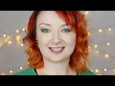 Makeup no makeup tutorial ♡ Red Lipstick Monster ♡