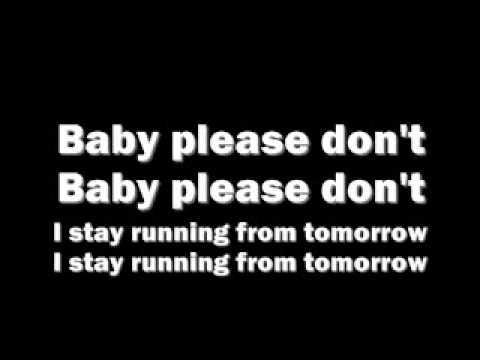 Mike Posner-Please Don't Go Lyrics