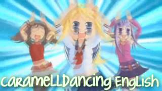 Caramelldansen multi language- (Swedish German English Spanish Japanese)