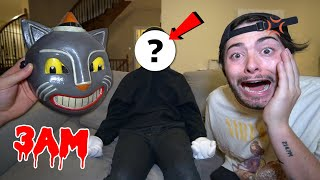 WE FINALLY UNMASKED CARTOON CAT AT 3 AM!! (YOU WON'T BELIEVE THIS!)