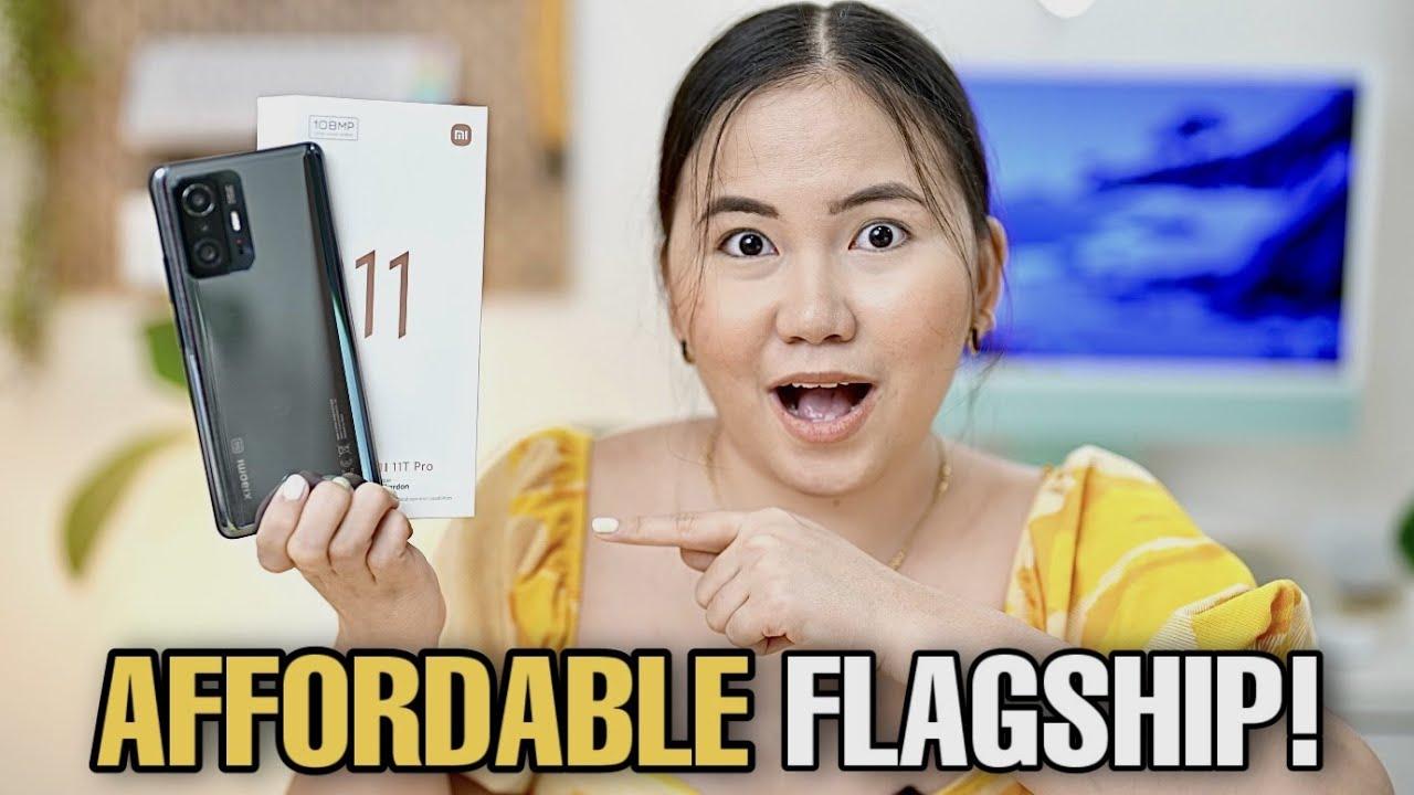 Xiaomi 11T Pro: BETTER VALUE THAN iPHONES? 🤔