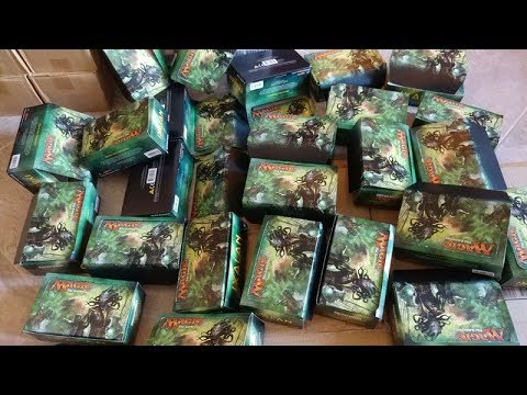 Ixalan Booster Box Opening = PROOF that prize support boxes have BETTER Returns