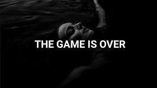 Evanescence - The Game Is Over (Lyrics)