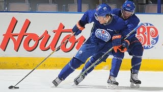 ARCHIVE: Watch Oilers Orientation Camp Day 5