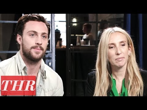 Aaron TaylorJohnson Talks Working With Wife & Director Sam on 'A Million Little Pieces'  TIFF 2018