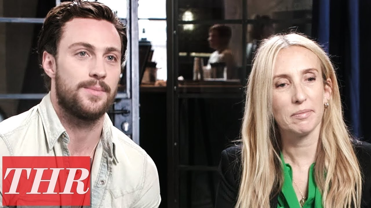 Aaron Taylor Johnson Talks Working With Wife Director Sam On A Million Little Pieces Tiff 2018 Youtube