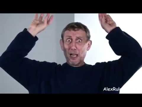 You Micheal Rosen In His Teachers Lessons