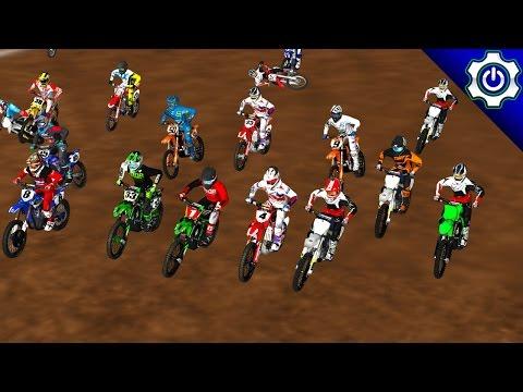 MX Simulator - 2017 MotoOption SX Round 15 Livestream - Salt Lake City