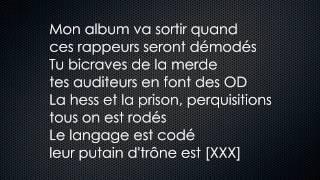 DJ Skorp - Classico ft. Leck , Sultan ( lyrics  / paroles ) HD