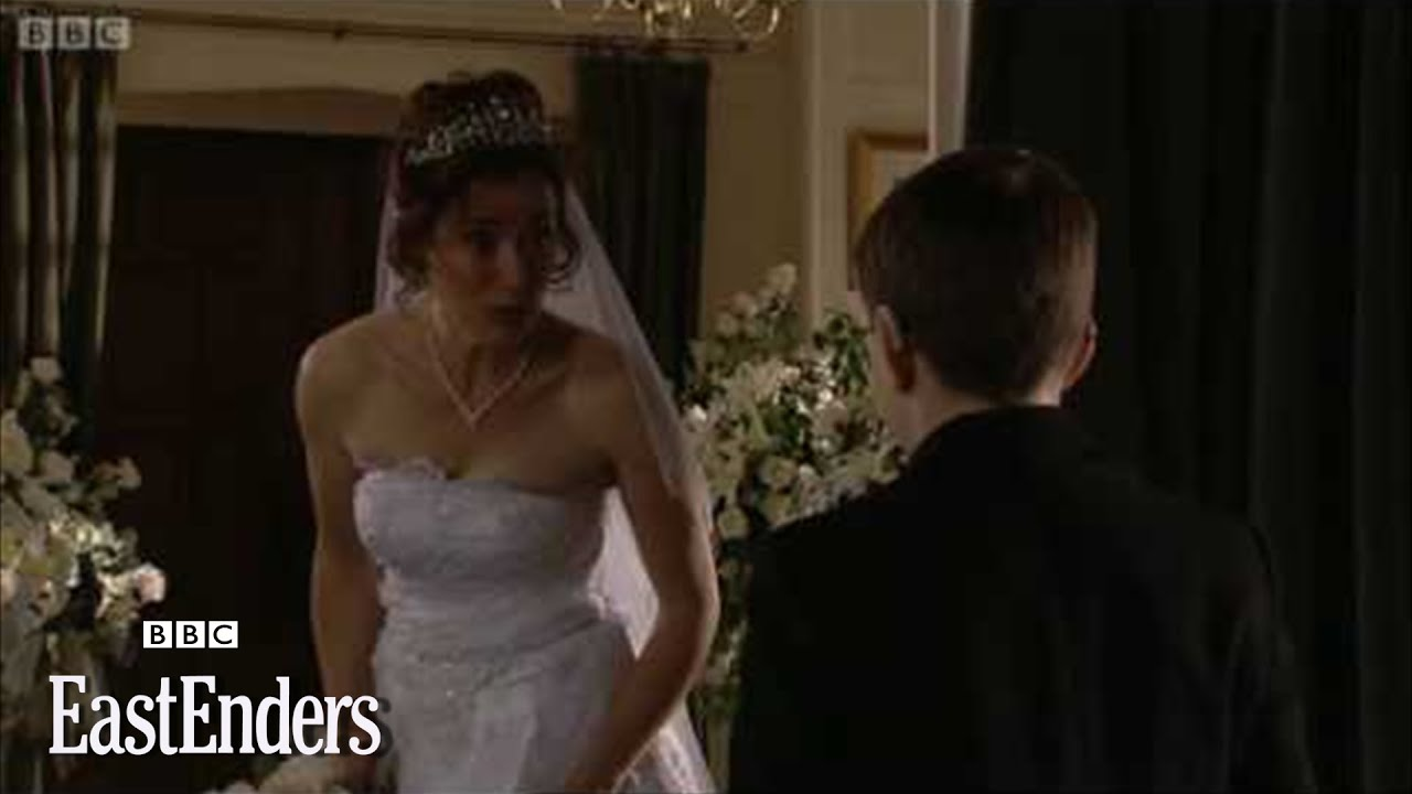 Phil And Stella S Wedding Part 1 Eastenders Bbc