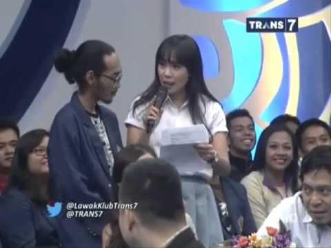 Dodit Stand up Comedi di ILK Indonesia Lawak Klub - 19 Januari 2015 - Sekolah Homogen