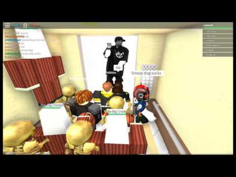 Roblox Snoop Dogg Online Youtube