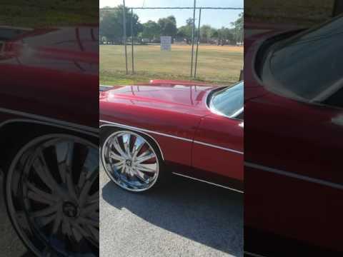 Sum like it hot 73 4 door impala