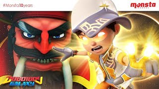 Video BoBoiBoy Galaxy - Season 1 Finale EP24 | Sinaran Penamat - (ENG Subtitle) download MP3, 3GP, MP4, WEBM, AVI, FLV September 2018
