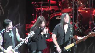Queensryche - Jet City Woman - Regina, Canada - 4-6-2013