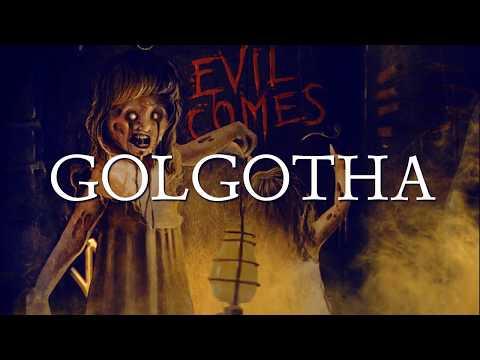 Evil Conspiracy // Golgotha [Lyrics Video]