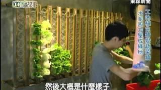【台灣1001個故事】工地植生牆變蔬菜牆 水泥四方屋成綠地  1020324 thumbnail