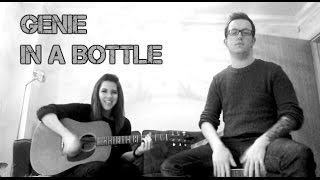 Laura Williams || Genie in a Bottle by Christina Aguilera - Acoustic Cover