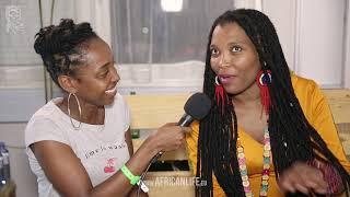 Videointerview, Nkulee Dube, Wiesen, Sunny Vibrations Festival, 2018