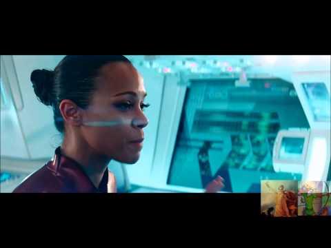 Star Trek Into Darkness - Enterprise Rises From Watery Slumber HD