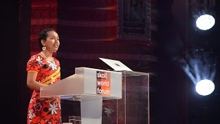 Selina Leem: Why we're at risk of becoming climate refugees | #skollwf 2016