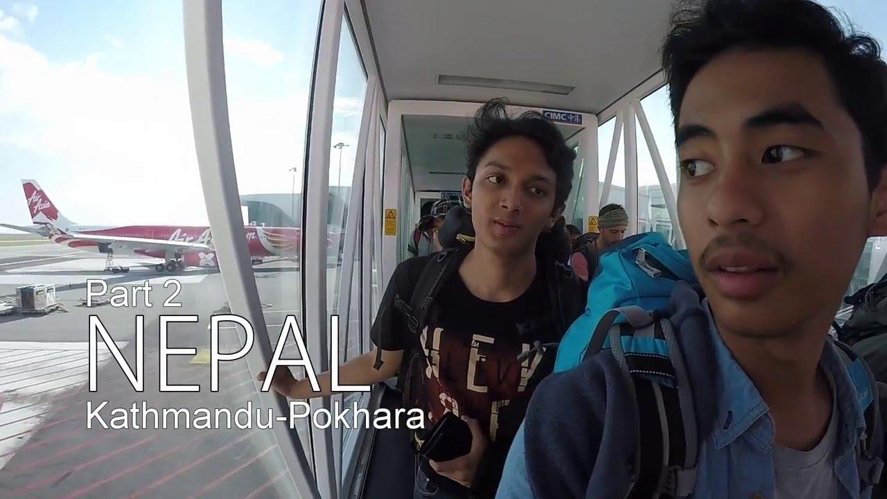 Part 2 - Backpacker ke Kuala Lumpur Nepal 2016 (Backng Nepal ... Wisata Kuala Lumpur Ala Backpacker on