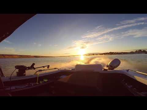 Captain Joe Salmon Fishing at Hat Rock State Park and McNary Dam